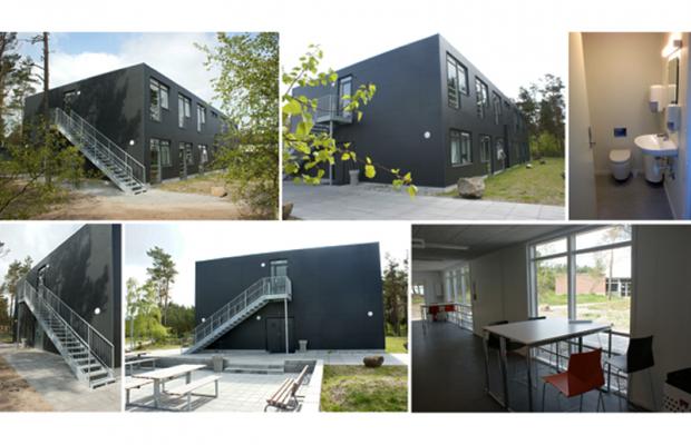 Pavilloner_genhusning_Studieboliger_Campus-Djurs_ABC