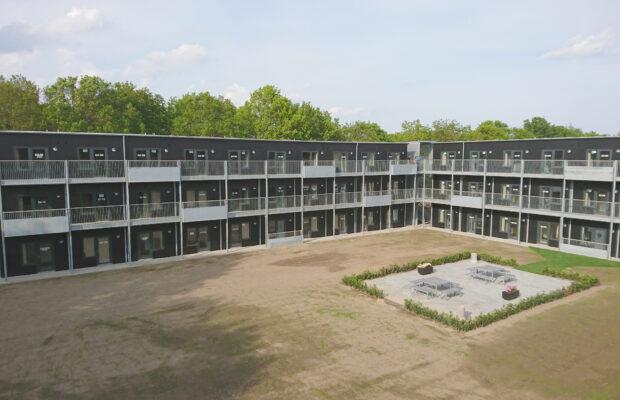 Moduliniai apartamentai